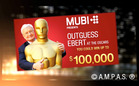 Mubi Outguess Ebert contest announcement