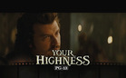 Roger's Office: Your Highness